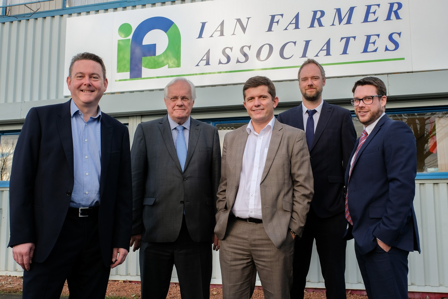 Beneficial Outcome – When Working with Ian Farmer on Their Disposal