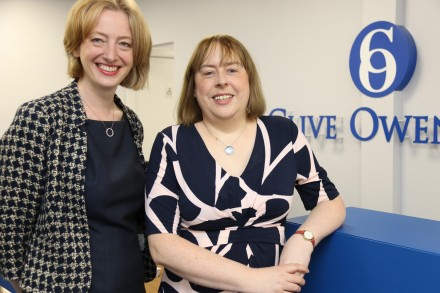 Durham Welcomes Claudine the New Tax Manager