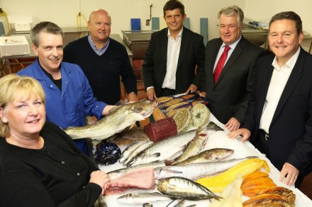 A fish and seafood wholesale business is riding a fresh wave of demand after securing investment for growth