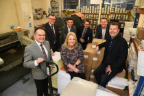 HARTLEPOOL'S ATKINSON PRINT CHANGES HANDS