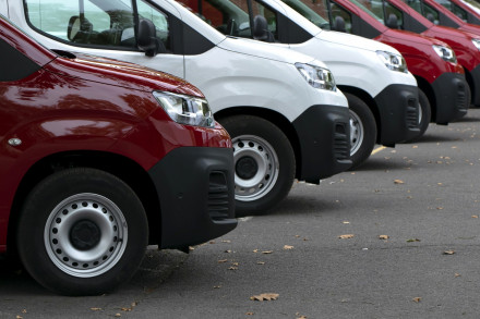 Tax aspects of using a work's van
