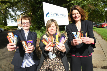Clive Owen LLP supports Great North Air Ambulance