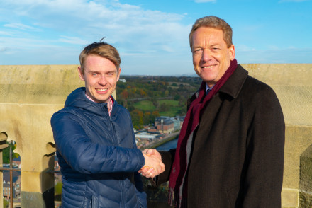 Clive Owen LLP Forges Partnership with Durham Cathedral