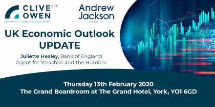 UK Economic Outlook Update by Juliette Healey, Bank of England