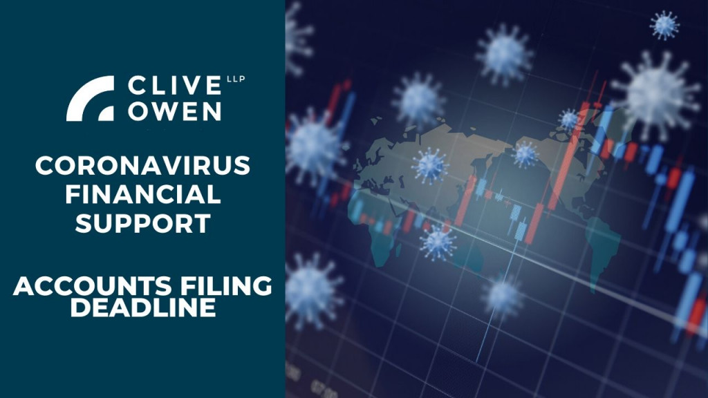 Coronavirus Accounts Filing Deadline, Accounts Filing Deadline