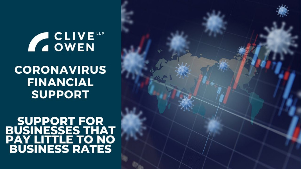 Coronavirus Support for Businesses that Pay Little to no Business Rates, small business grant, small business grant coronavirus, coronavirus