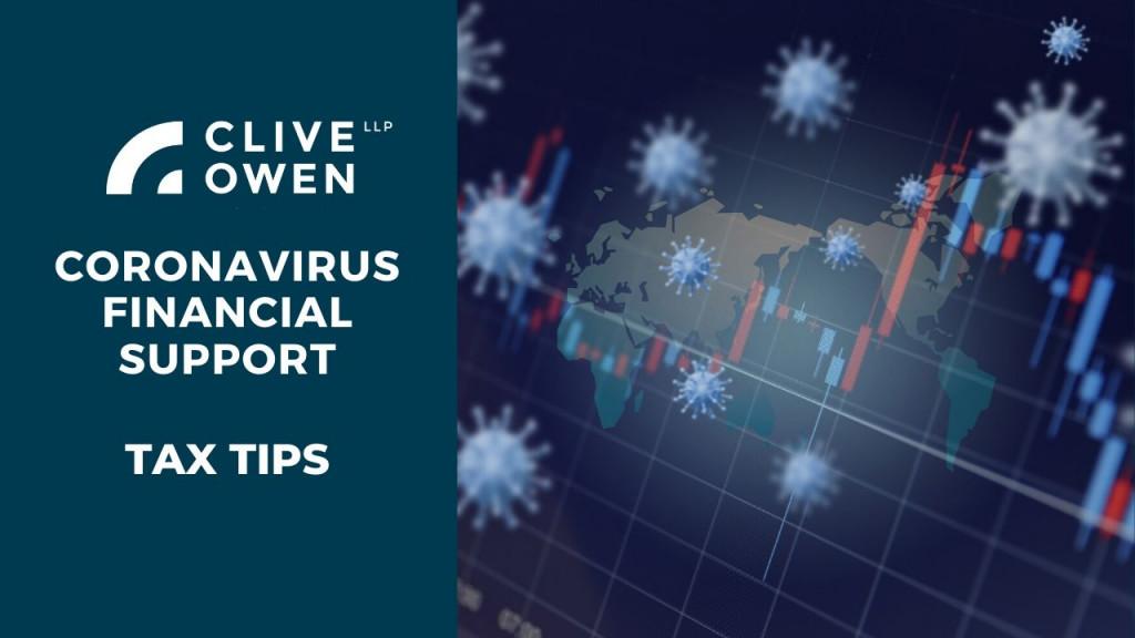 Coronavirus Tax tips, tax tips, COVID-19 Tax position
