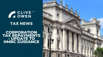 Corporation tax repayments – Update to HMRC guidance