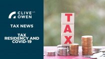 Tax residency and COVID-19