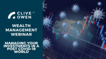 Managing your investments in a post covid-19 world