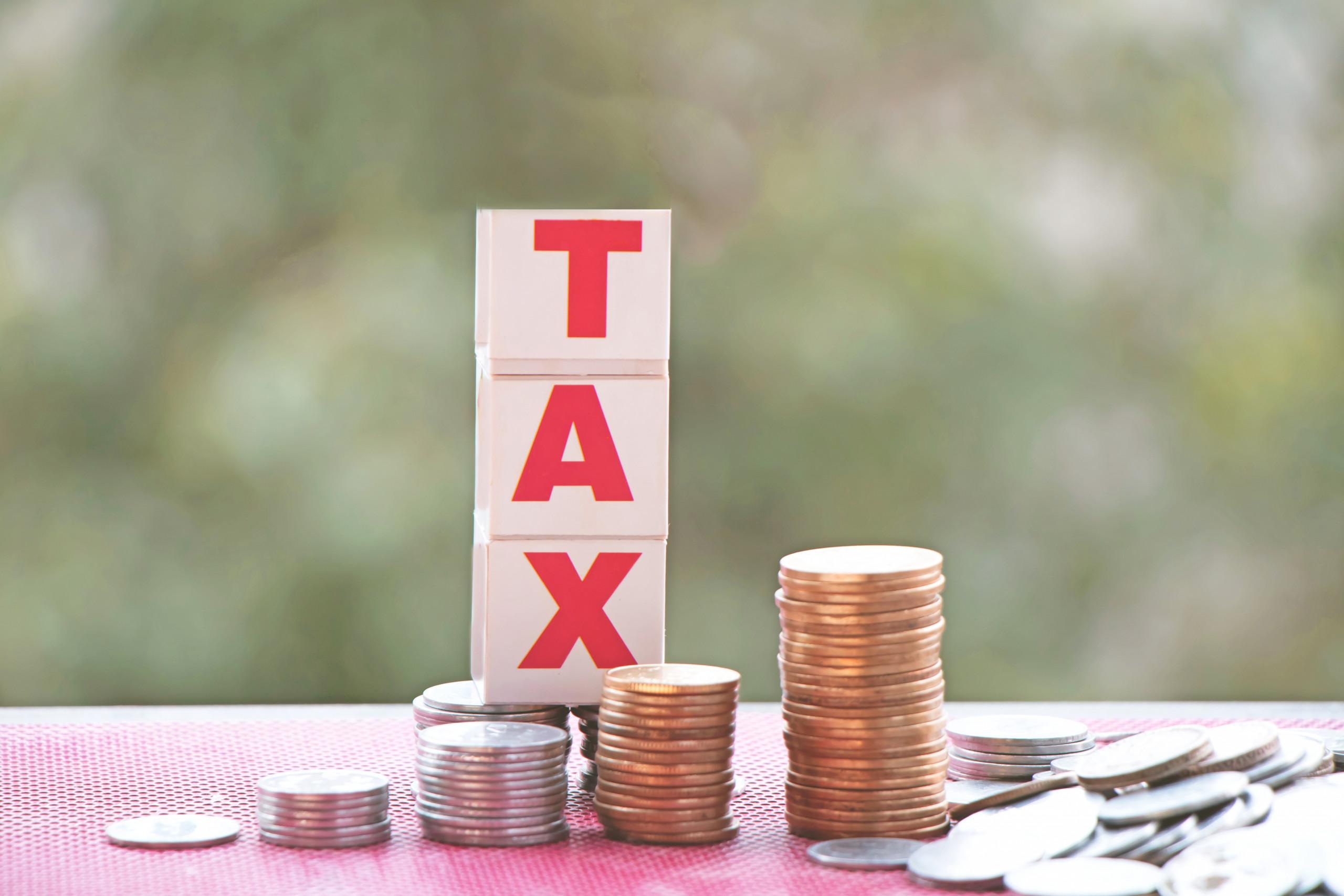 Tax, Tax reporting