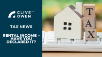 Rental income – have you declared it?