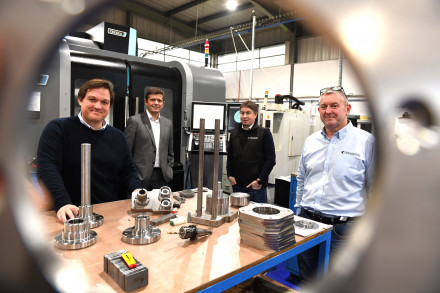 Clive Owen LLP advises on Houghton-Le-Spring engineering acquisition