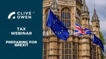 Preparing for Brexit – Webinar