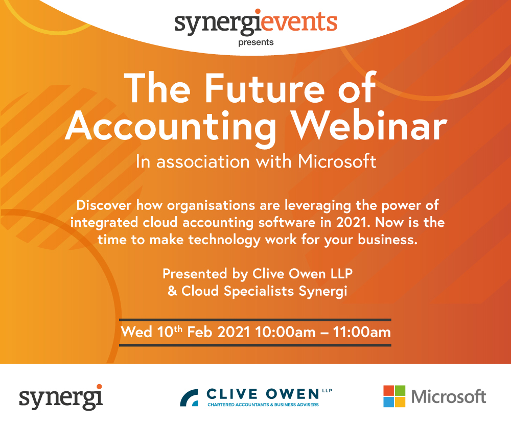Synergy - the future of accounting