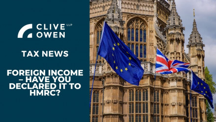 Foreign income – have you declared it to HMRC?