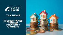 Higher taxes for EU property owners