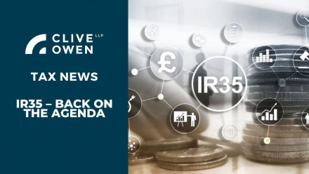 IR35 – back on the agenda