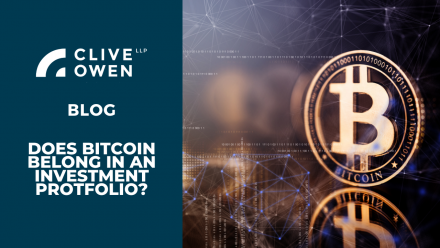 Does Bitcoin belong in an investment portfolio?