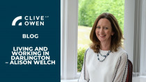 Living and working in Darlington – Alison Welch