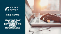 Making Tax Digital Extended to More Businesses