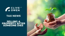 Selling a property after someone dies – is there a capital gains tax charge?